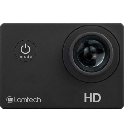 LAMTECH FHD Action Cam & WEB Black